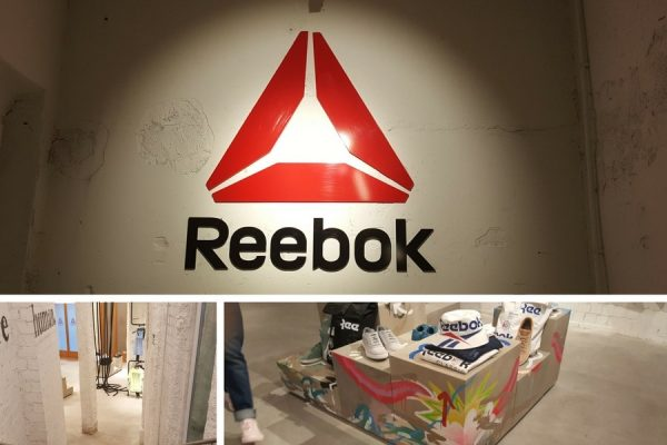Reebok in Madrid