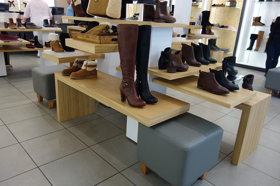UGG Boots In UGG Pop Up Shop