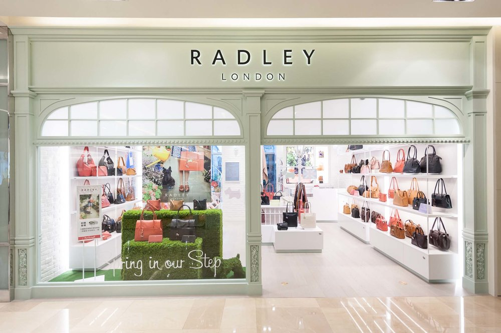 Radley Flagship Store Taiwan Exterior