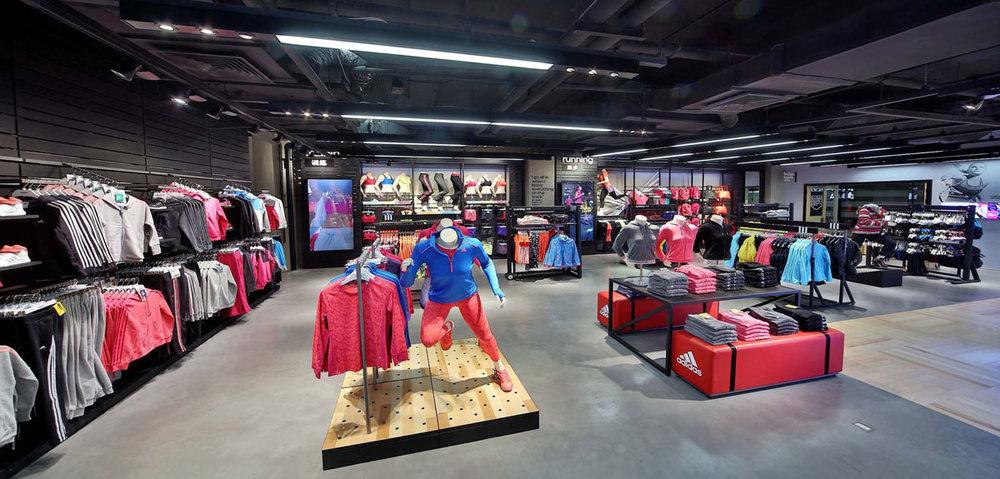 Adidas Store Beijing