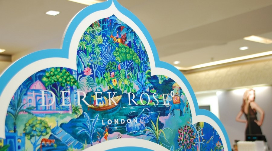 Derek Rose Women's Pop Up Harrods