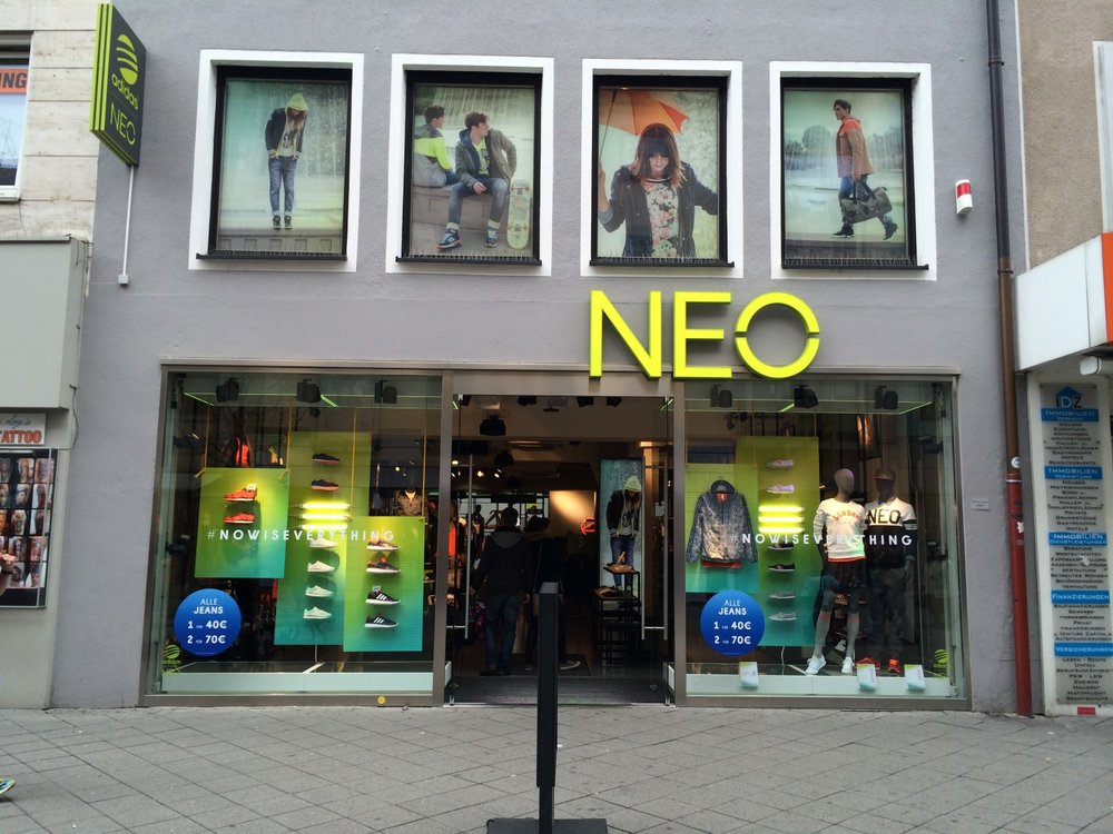 NEO Shop Main Front