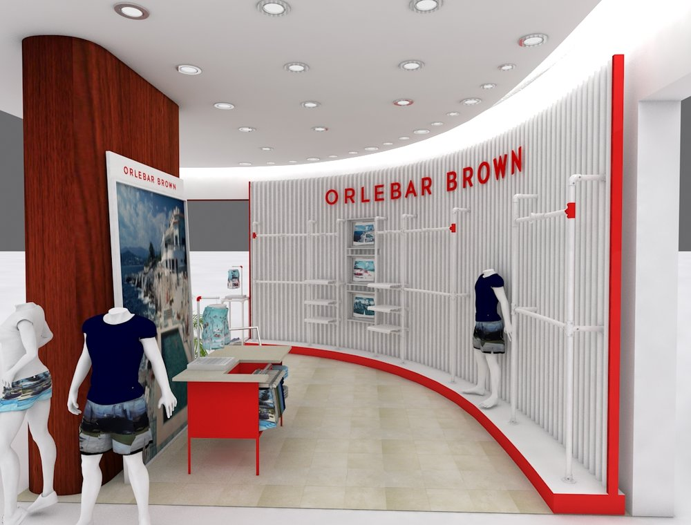 Orlebar Brown VM Display Render