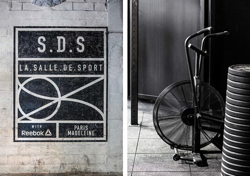 la salle de sport reebok paris