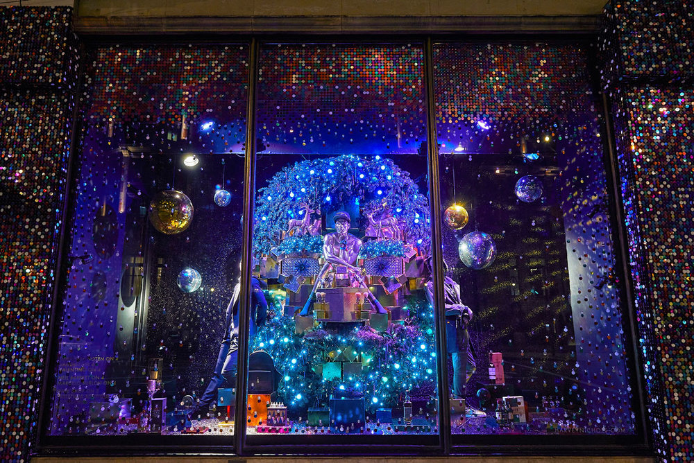 Christmas Windows - Harvey Nichols