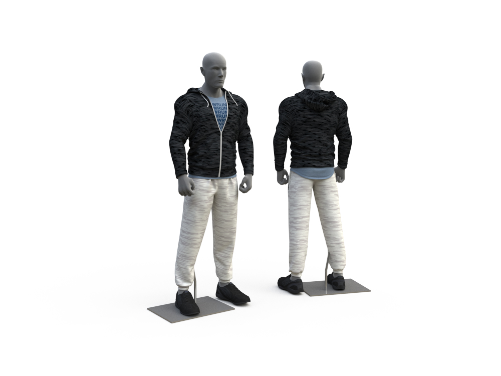 Marvelous Designer Still - Men's Outfit
