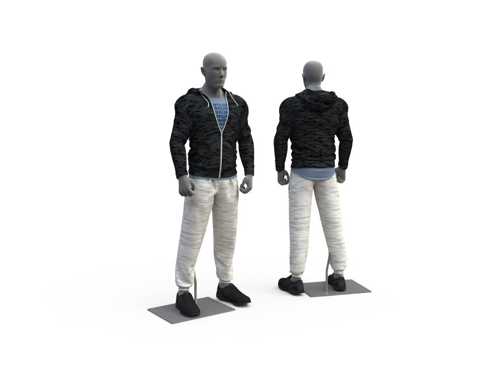 Marvelous Designer Still - Men's Outfit