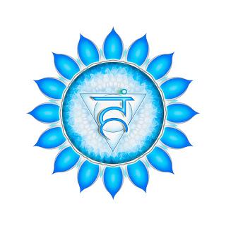 Symbol of the throat chakra