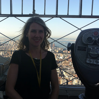Me atop the Empire State Building