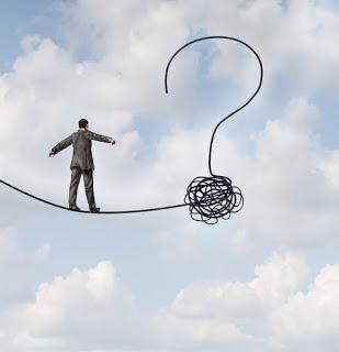 Risks uncertainty brave bold