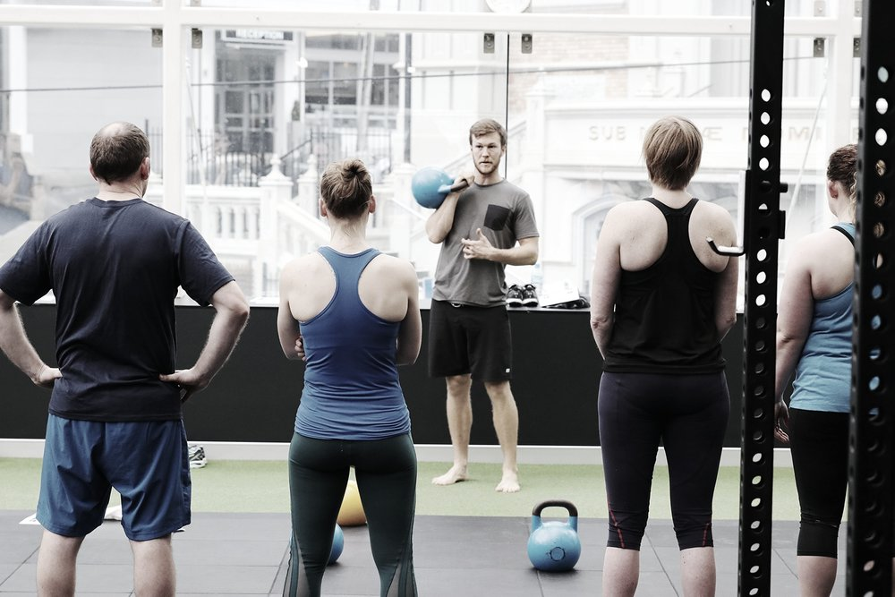 Kettlebell Workshops -
