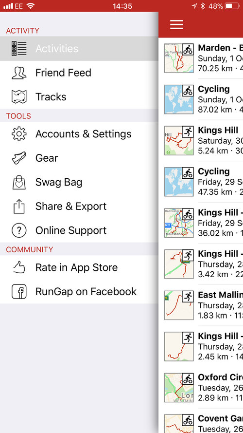 Uploading Workout data from Apple Watch to Strava and others using