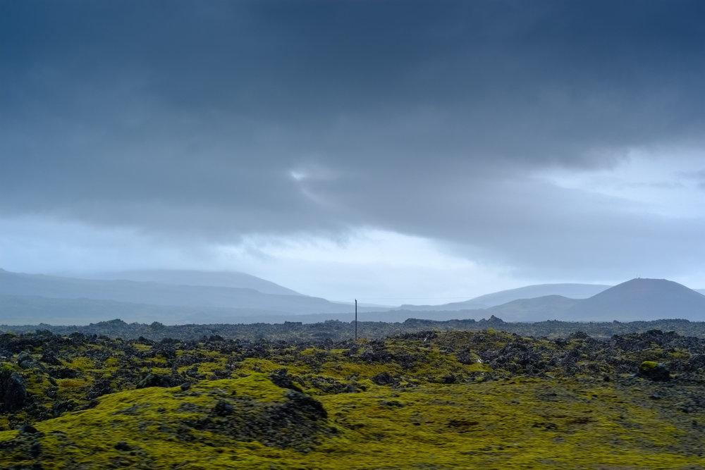 Iceland Lavafield