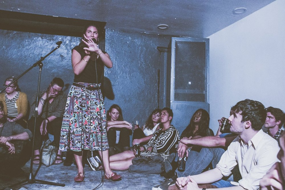 Spoken Word London 16th August 2017