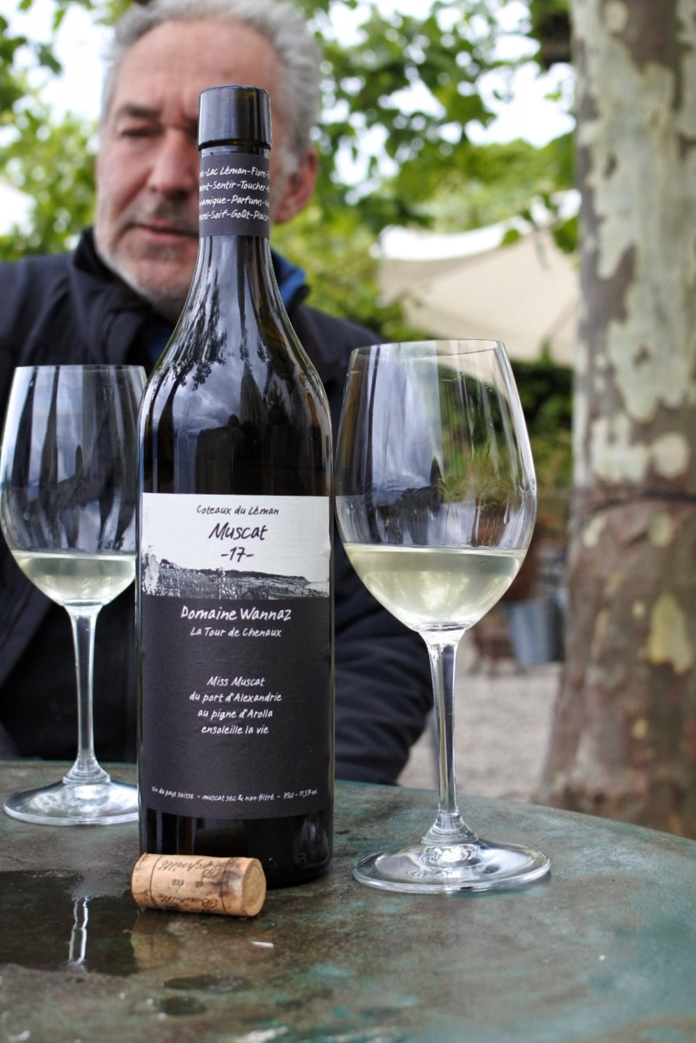 Gilles' take on Muscat will have you reconsider everything you thought you knew about that grape!