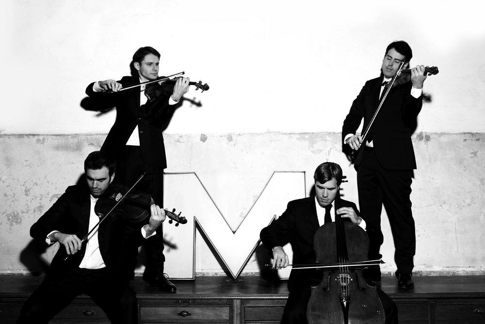 Modigliani Quartett