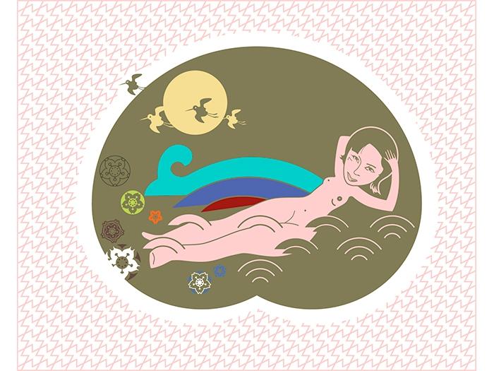 Illustration Taka (freie Arbeit)