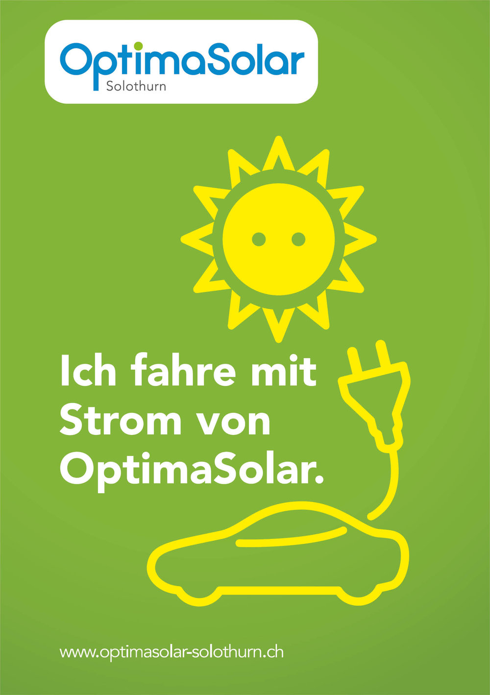 Illustration für OptimaSolar