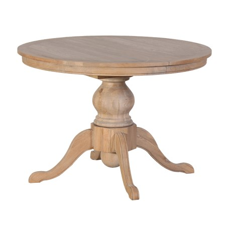 London Dining Table 2 - H75 x Dia 110cm, extended length 170cmRRP €1600