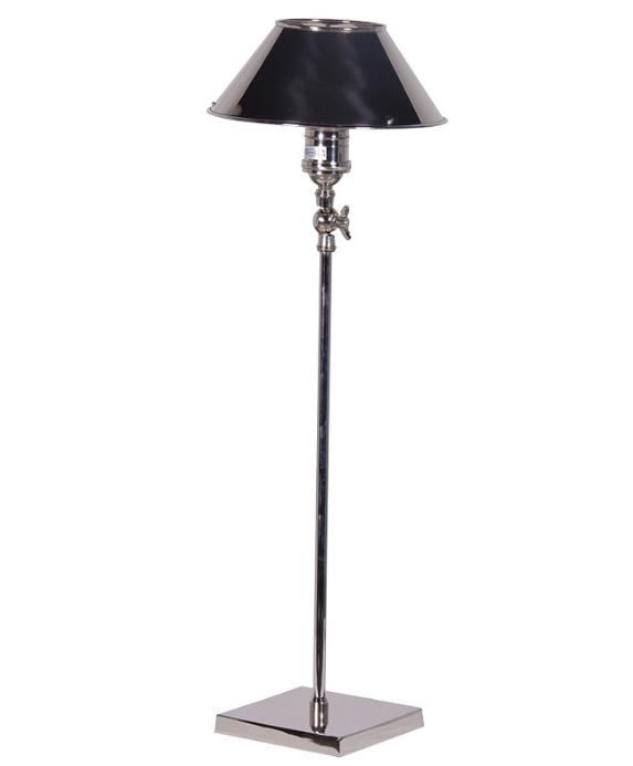 Evana Lamp - Thin Stem Nickel LampH:710 W:230mmRRP €160