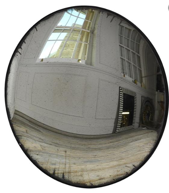 Convex Antique Mirror - Dia: 810mmRRP: €990