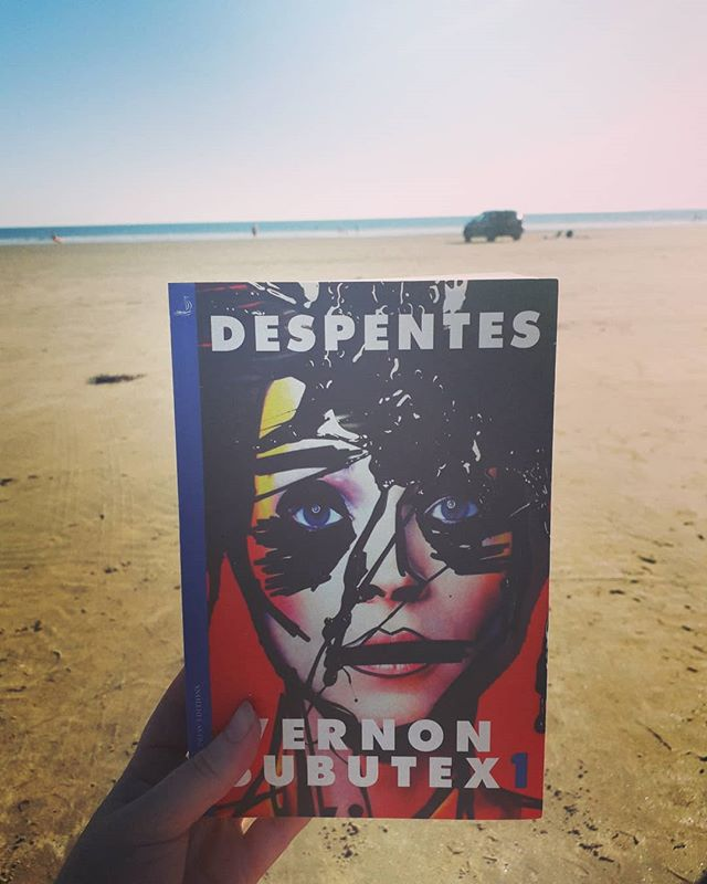 2nd #despentes of the day.