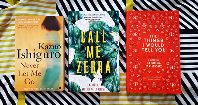 Holiday reads chosen