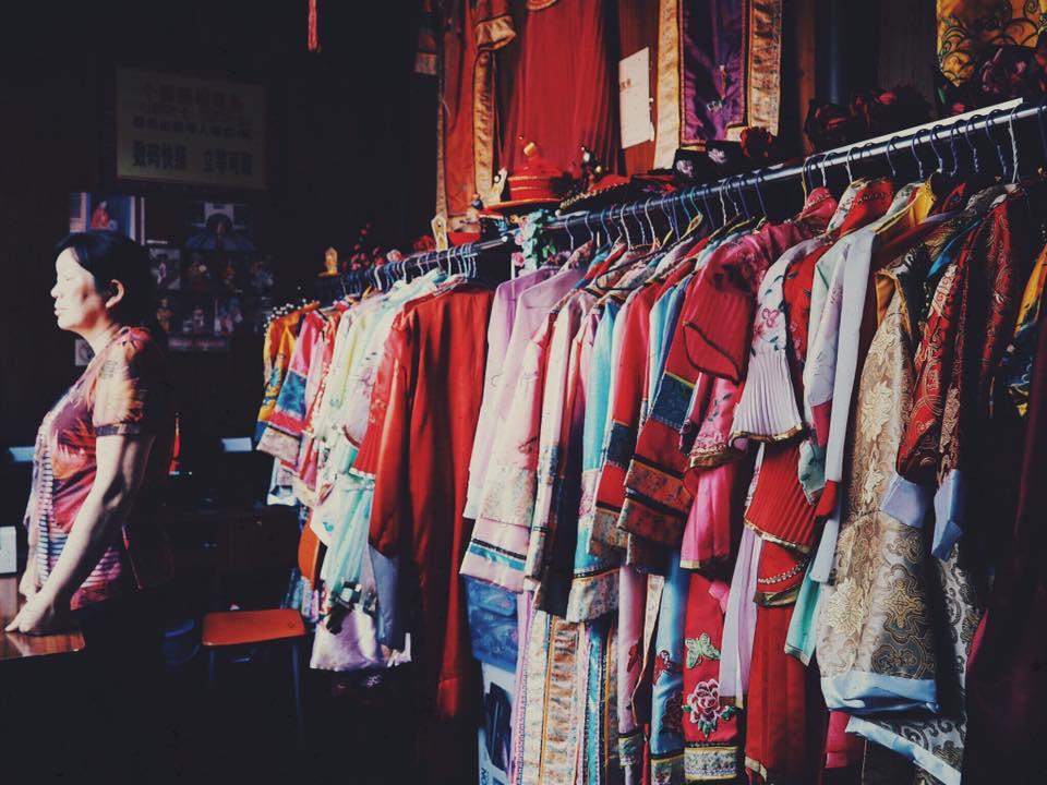 Yangzhou shopping. Photo by @gatherthyme