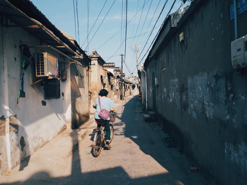 Bike ride through Yangzhou Photo by @gatherthyme