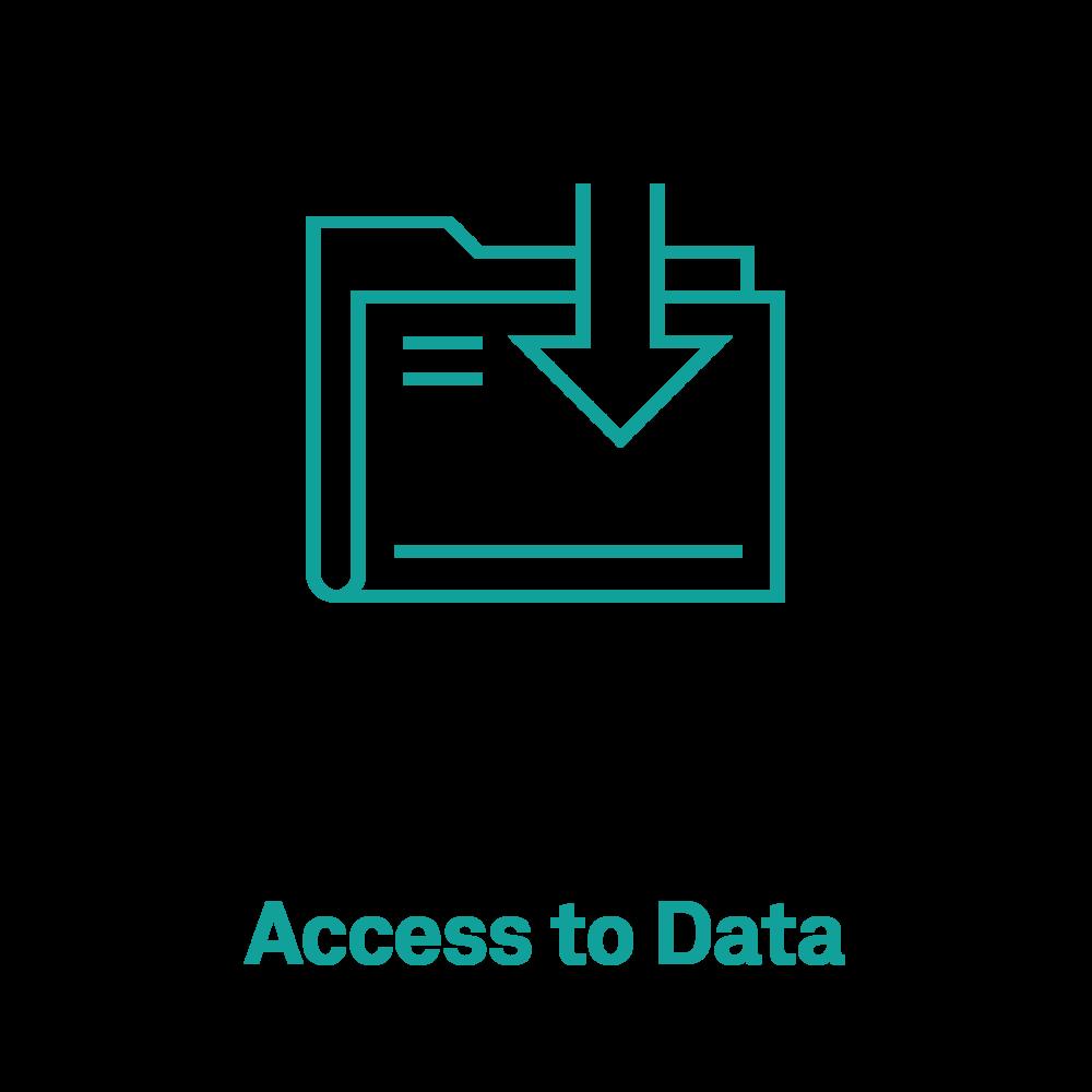 We are data aggregators