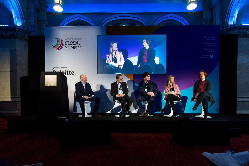 Panel on 'The Collaborative Economy: Who Do You Trust?   at IFGS 2018