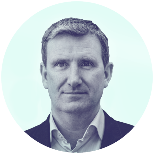 Alan Gleeson, Chief Marketing Officer