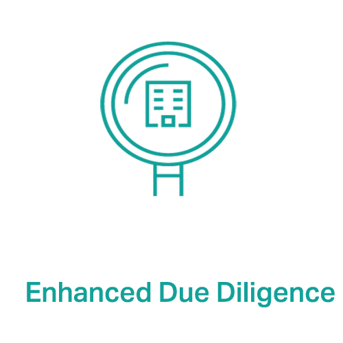 Provision of enhanced due diligence reports for companies & individuals