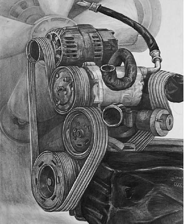2012   MACHINE 2   Paper Pencil