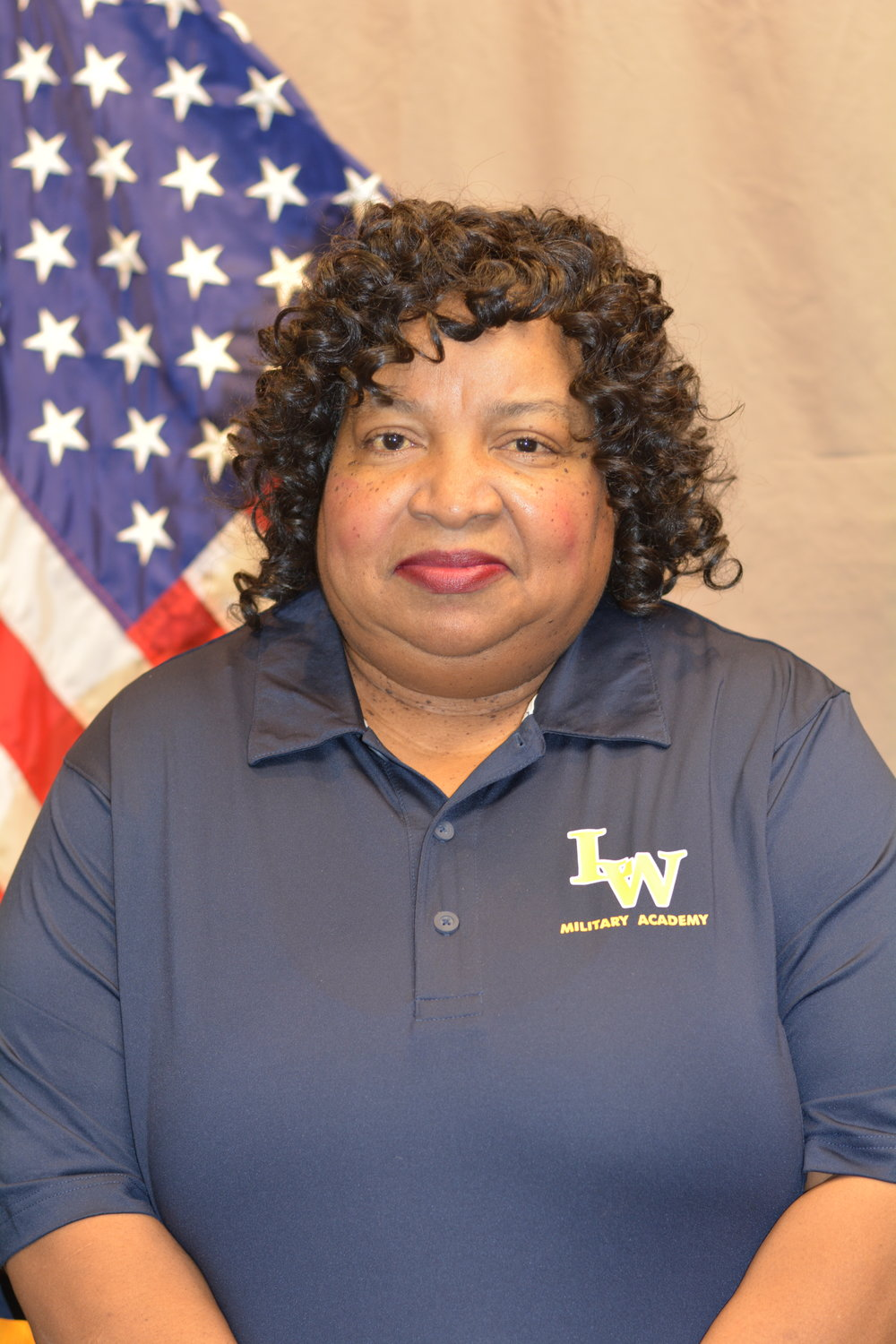 Verlia Townsend    Laundry Presser     Hometown : Tallassee, AL  Hobbies:   Cooking, Caring for people, listening to music walking nature trails and studying trees.  Family:  3 children and 4 grand children Started at LWMA in Aug 2016