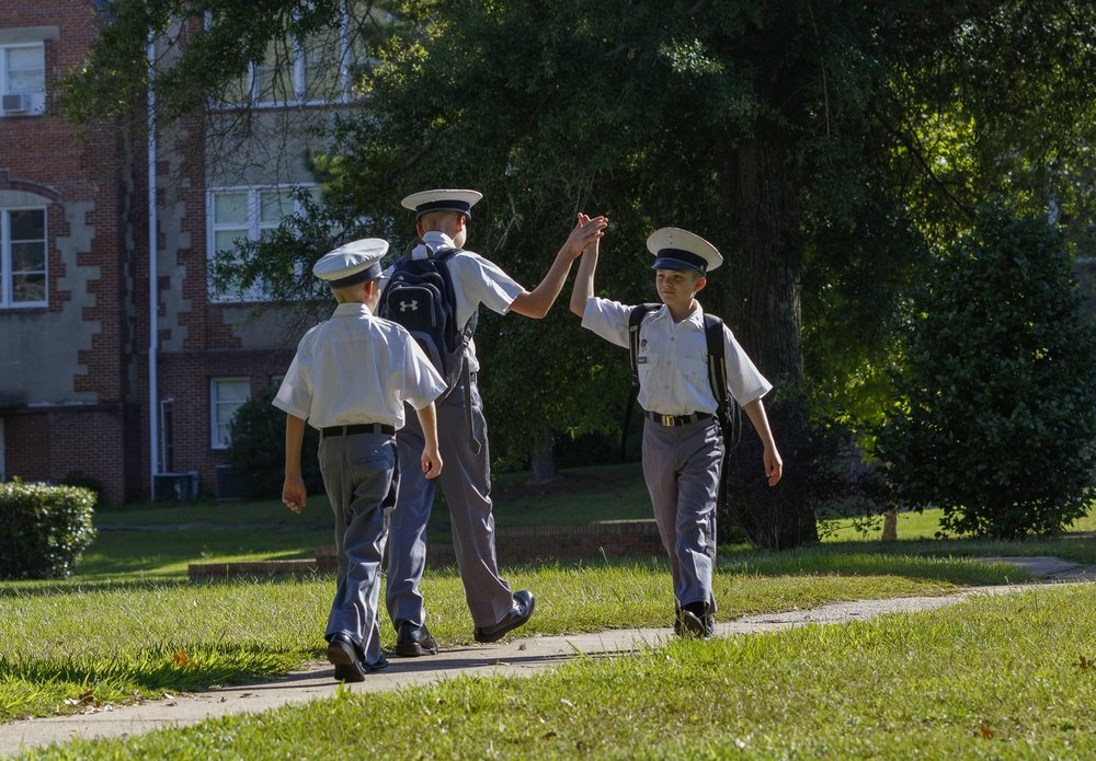 ADMISSIONS - Information on what it takes to be a part of Lyman Ward Military Academy.