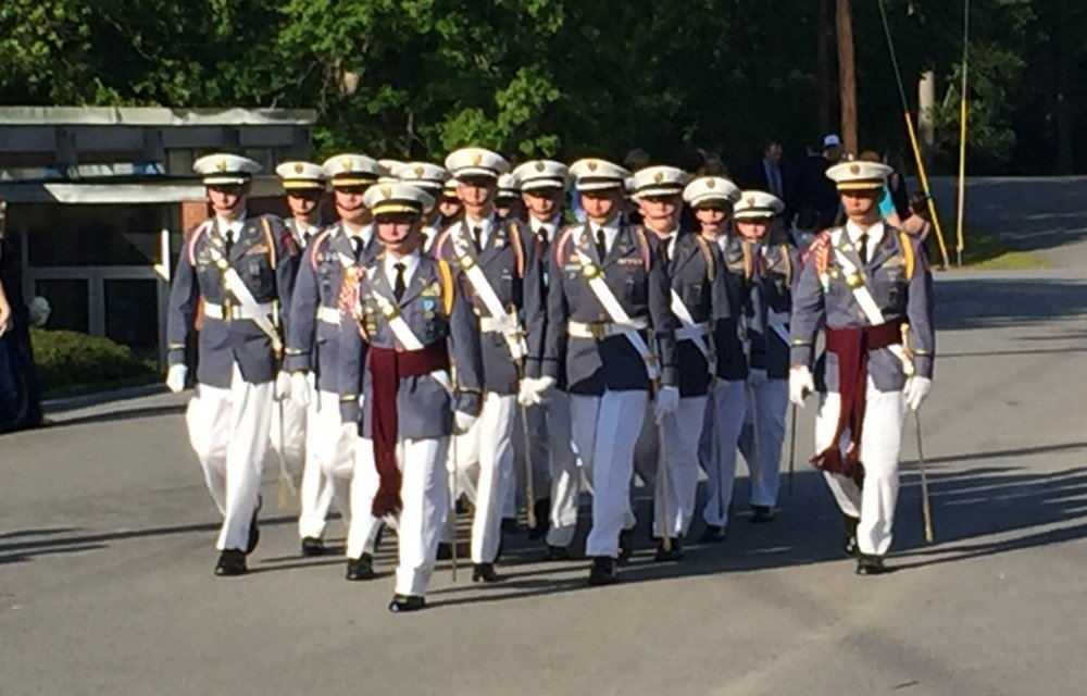 STUDENT LIFE - Everything you need to keep track of LWMA Cadet programs.