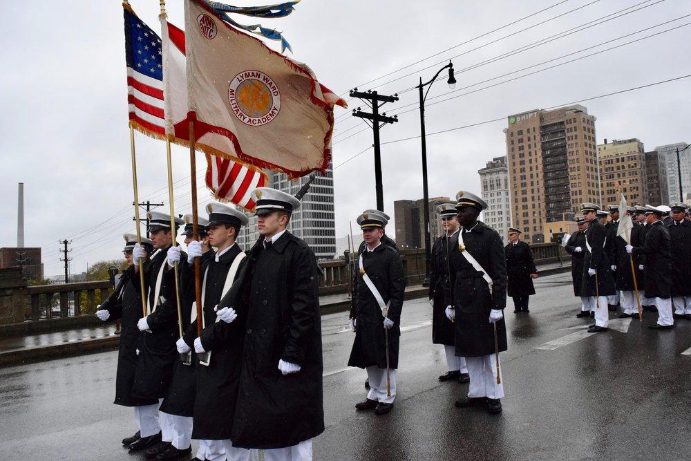 Birmingham Veterans Day Parade  2018-11-12