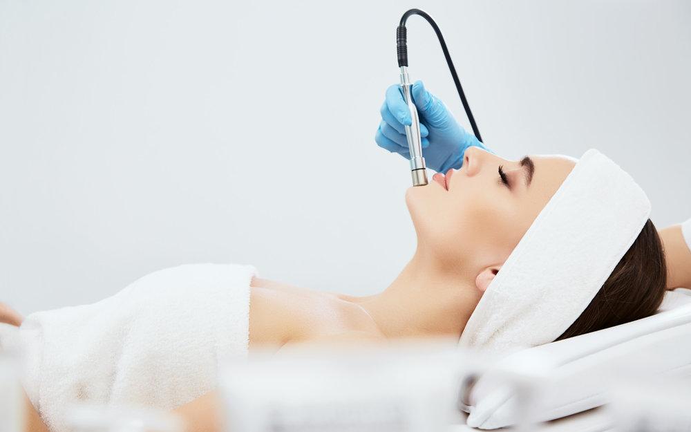 Ultra Beauty Salon in Whyteleafe - Microdermabrasion
