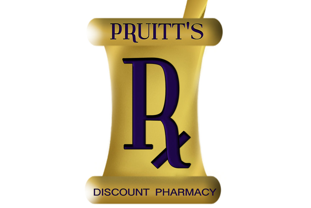 Pruitt's Discount Pharmacy Logo.jpeg