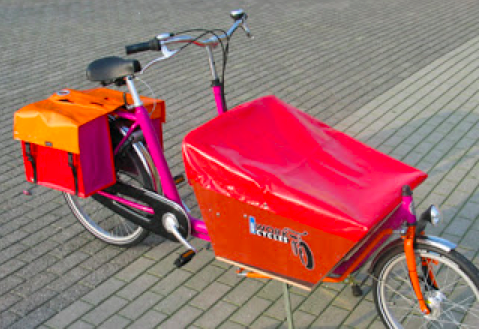 An explosion in electric-assisted cargobikes will completely change last mile delivery in city centres, reducing point-of-use emissions and climate emissions. To those who say electrification doesn't suit heavy goods vehicles, look beyond it to the hydrogen fuel cell, which is a form of electrification that does work for heavy vehicles.