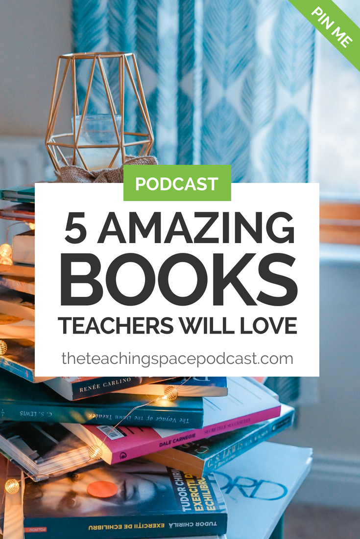 5 Amazing Books Teachers Will Love