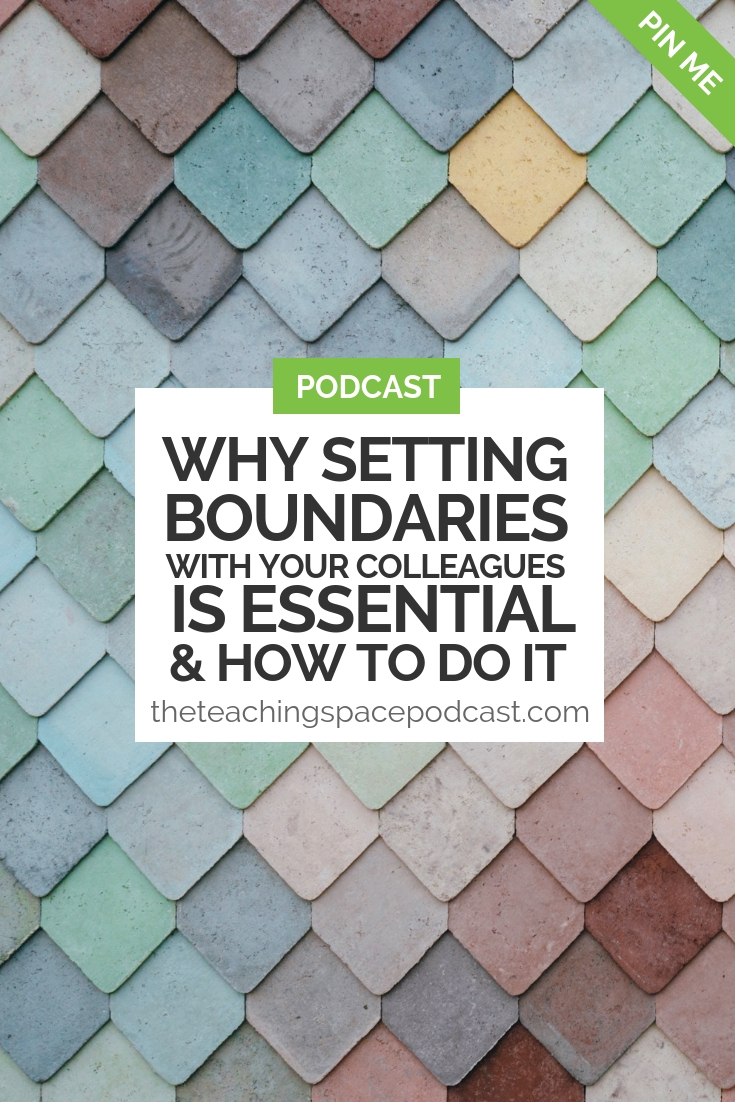 Why Setting Boundaries With Your Colleagues is Essential and How to do it