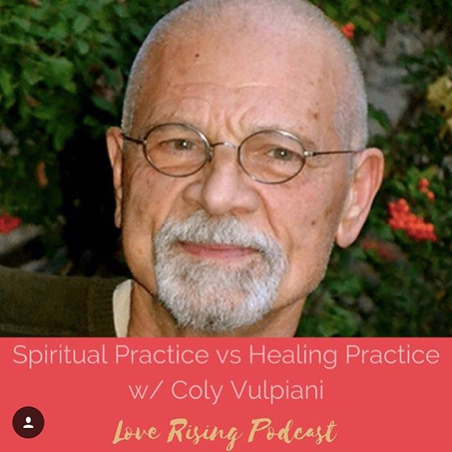 Spiritual practice vs healing practice with Coly Vulpiani. This episode will blow your spiritual socks off!