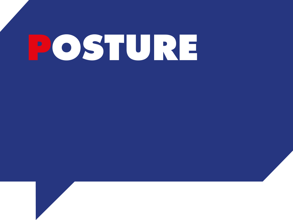 Good posture will help keep your back strong.    Check your posture here.
