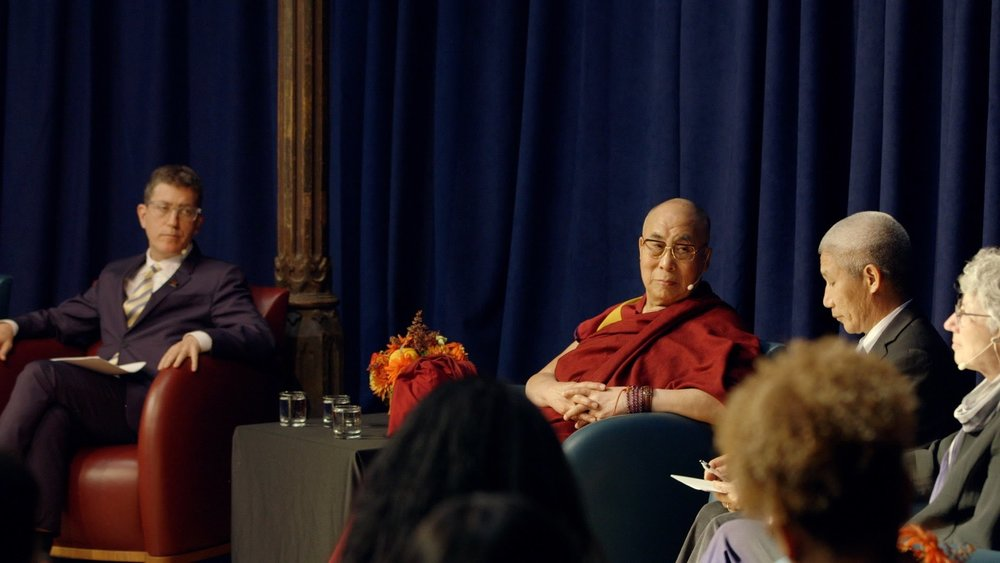 Compassion In Service - A short documentary on a conversation with his holiness the 14th dalai lama.