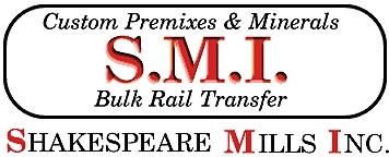 Shakespeare Mills Inc.
