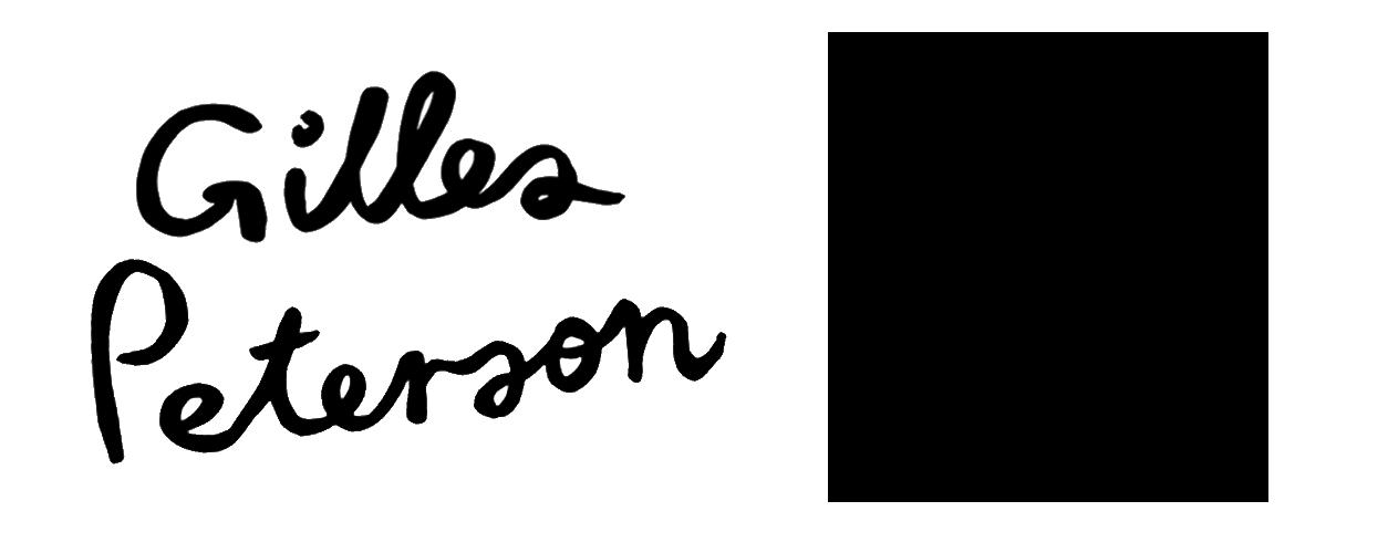 Logo Gilles Peterson Worldwide