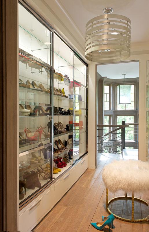 Master Shoe Closet