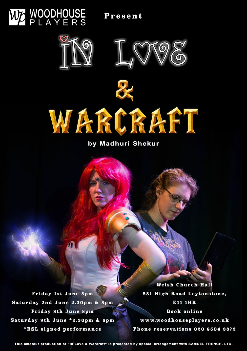 In Love & Warcraft